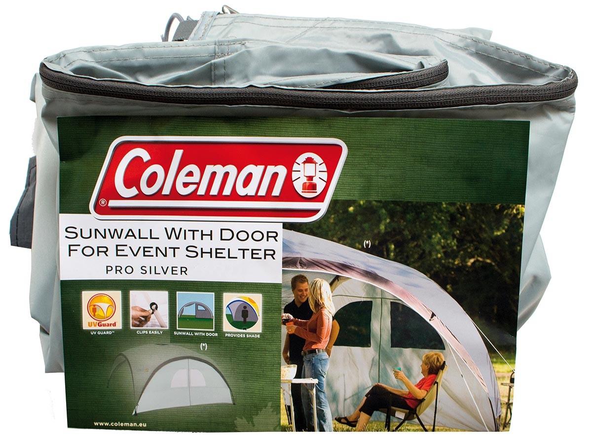 Coleman 2000016835 Event Shelter Pro L Sunwall Door - Silver