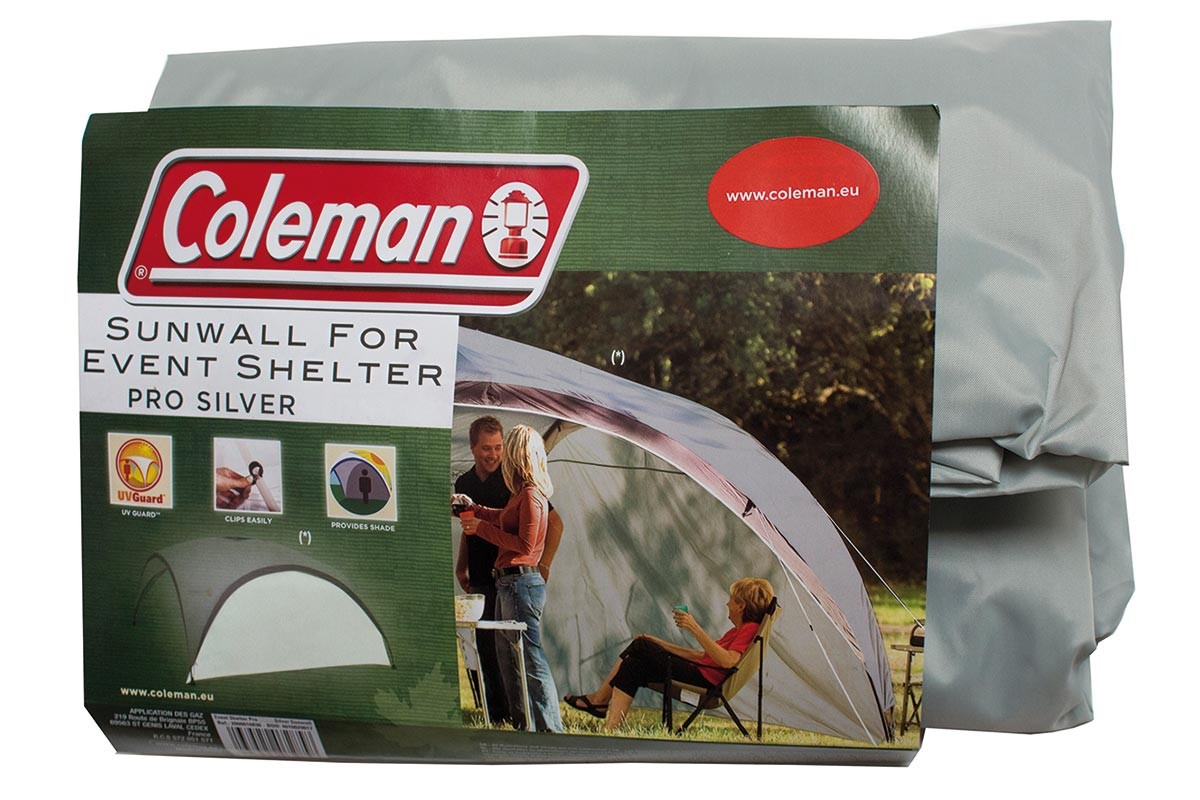 Coleman 2000016836 Event Shelter Pro L Sunwall - Silver