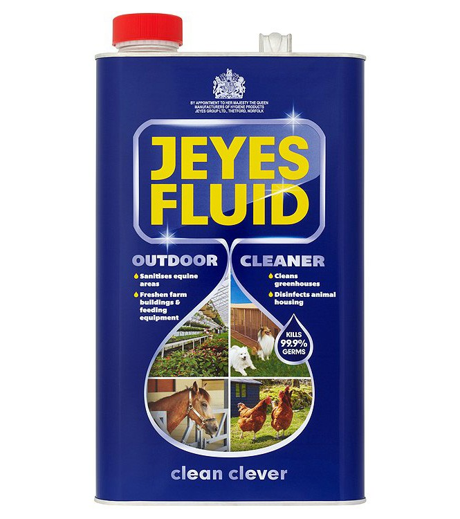 Jeyes Fluid Outdoor Disinfectant - 5L