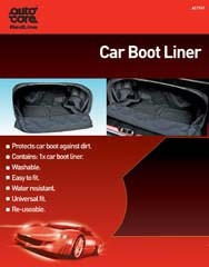 Autocare AC1747 Heavy Duty Boot Liner
