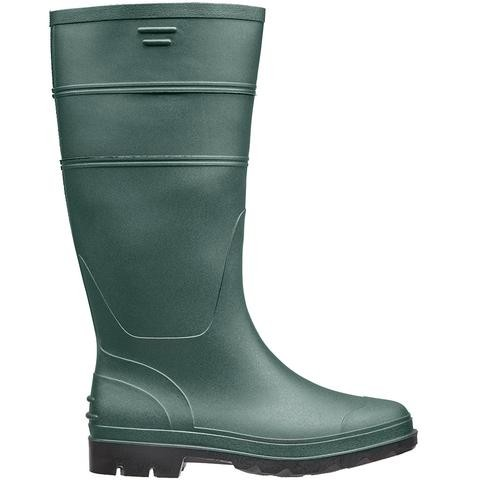 Briers B0277 Traditional Wellington Boots - Green - Size 7