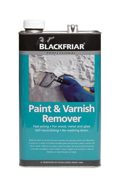 Blackfriar Paint & Varnish Remover - 5L