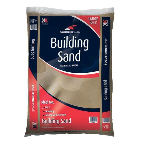 Kelkay Building Sand - Large Bag