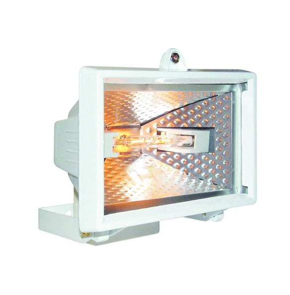 Elro (HL400W) Halogen Floodlight -400W- White