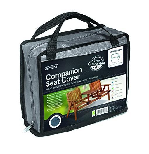 Gardman Companion Seat Cover - Grey