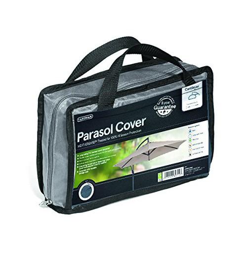 Gardman Cantilever Parasol Cover - Grey