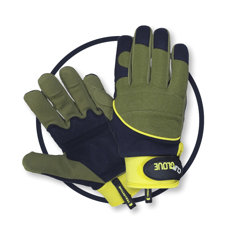 Treadstone Clip Shock Absorber Gloves - M
