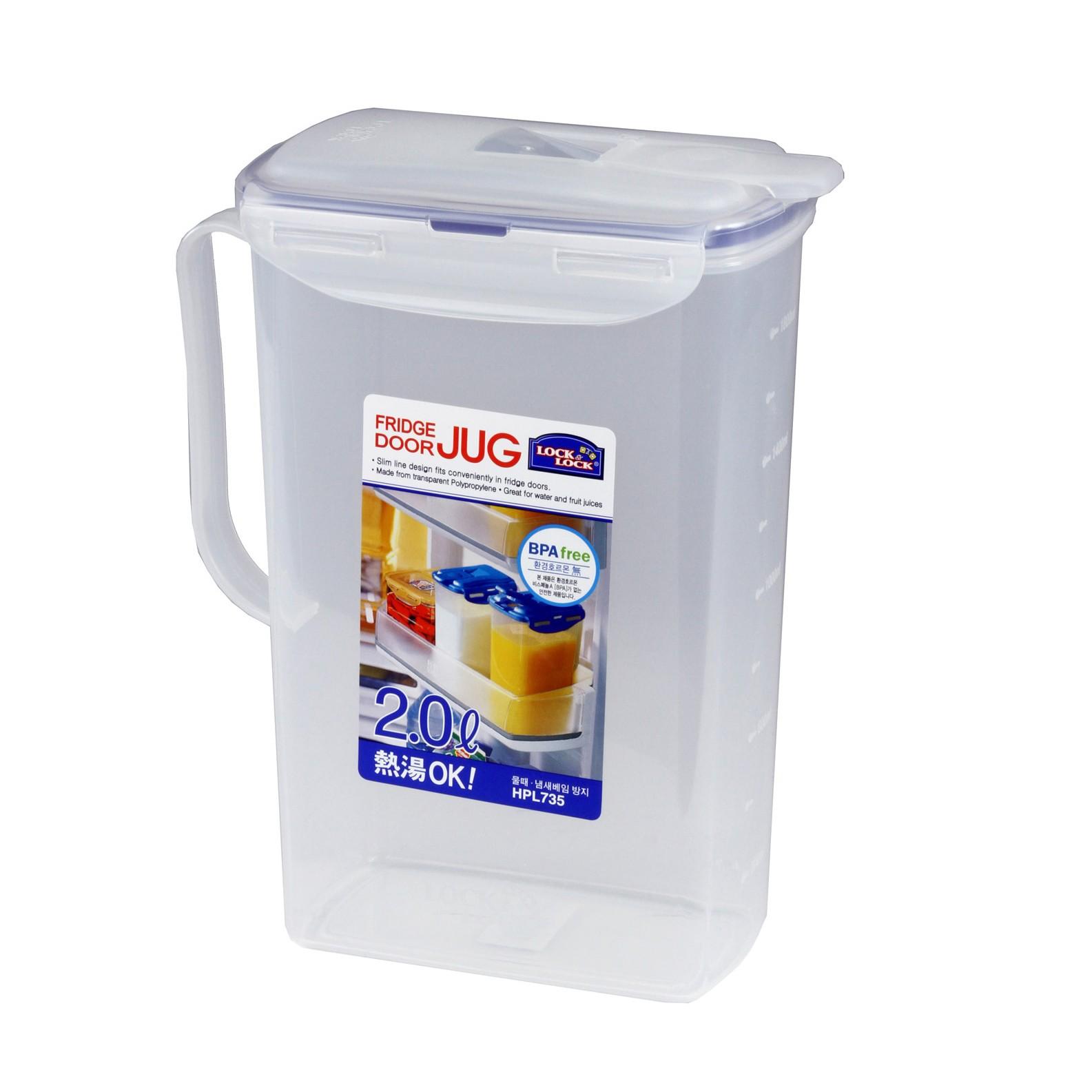 Lock amp lock hpl735 food storage container rectangular