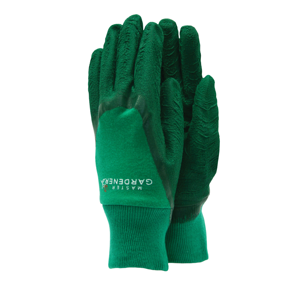Town & Counrty Master Gardener Gloves - Green - L
