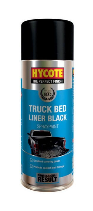 Bed Liner Spray >> Hycote Hycxuk989 Truck Bed Liner Aerosol 400ml