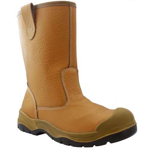 Zephyr ZX60 S3 Cold Working Rigger Safety Work Boot - Size 10.5
