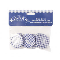 Kilner (0025.366) Pack A Twist Top Lids -  6 x 43mm