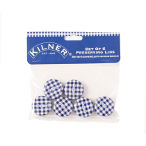 Kilner (0025.368) Pack C Twist Top Lids - 6 x 30mm