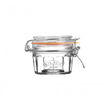 Kilner (0025.732) Facetted Clip Jar - 0.25l