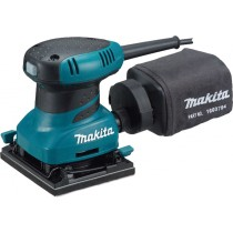 Makita BO4555/2 240v Palm Sander - 200W