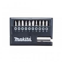 Makita D-30651-12 ScrewDriver Set - 11 Piece Set