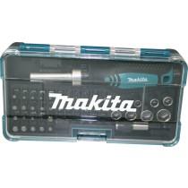 Makita B-36170-10 RACHET & BIT SET - 47 Piece Set