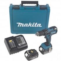 Makita DHP459SFE 18V Li-Ion LXT Brushless Cordless Combi Drill Kit