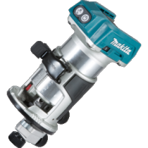 Makita DRT50ZX4 18V Cordless Router/Trimmer - Body Only