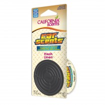 CALIFORNIA Car Scents - Fresh Linen - 42g