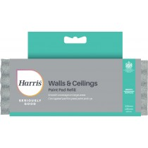 Harris Walls & Ceilings Seriously Good Paint Pad Refill