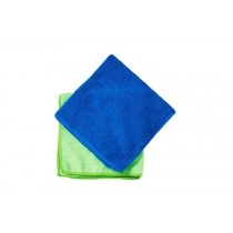 Harris Clean Up Seriously Good Microfibre Cleaning Cloths - Pack of 2