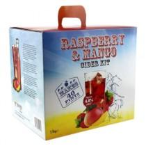 Young's Raspberry & Mango Cider Kit - 40 Pint
