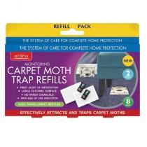 Acana Monitoring Carpet Moth Trap Refill - Pack of 2