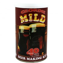Geordie Mild Beer Making Kit - 40 Pints