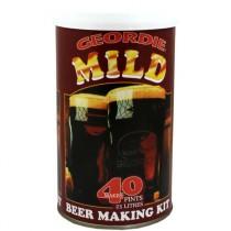 Geordie Mild Beer Making Kit - 40 Pints