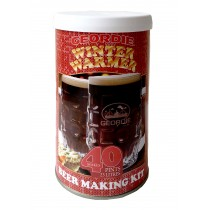Geordie Winter Warmer Beer Making Kit - 40 Pints