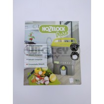 Hozelock Bokashi Kitchen Composter + 1kg Bokashi Bran