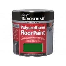 Blackfriar Polyurethane Floor Paint (Gloss) Green - 2.5L