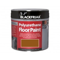 Blackfriar Polyurethane Floor Paint (Gloss) Tan - 2.5L