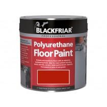 Blackfriar Polyurethane Floor Paint (Gloss) Tile Red - 2.5L