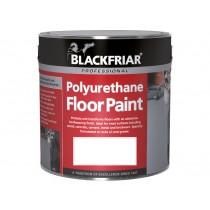 Blackfriar Polyurethane Floor Paint (Gloss) White - 2.5L