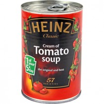 Sterling 201HT Heinz Tomato Soup Food Can SafeCan