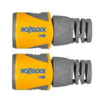 Hozelock 2050 Hose End Connector Plus - Pack of 2