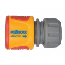 Hozelock 2075 Soft Touch Aqua Stop Connector