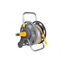 Hozelock 2431 Assembled Hose Reel With 25m Hose + Fittings