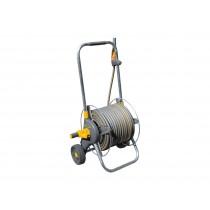 Hozelock 2436 60m Metal Cart with 30m Hose