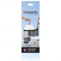Brabantia (245343) Bin Liners - Size C (12 Litre) - Pack of 20