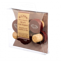 Kilner (0025.391) Cork Stoppers - Set Of 6