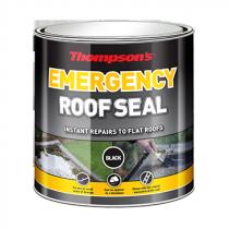 Thompson's Emergency Roof Seal - Black - 2.5L