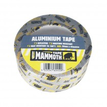 Everbuild Mammoth Aluminium Tape - 50mm x 45m