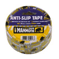 Everbuild Anti-slip Tape - Black - 50mm x 10m
