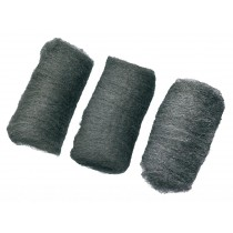 Harris Taskmasters Steel Wool - Assorted Grade - 3 Rolls