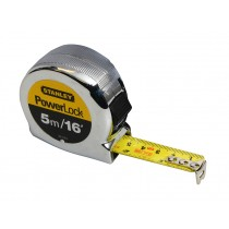 Stanley (0-33-553) Powerlock Classic Tape - 5m / 16ft