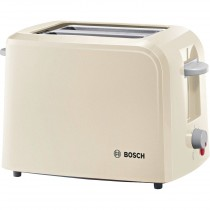 Bosch (TAT3A017GB) Toaster Village Cream - 2 Slice