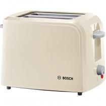 Bosch (TAT3A017GB) Toaster Village Cream - 2 Slice